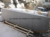 フロアーリングのための自然な花こう岩の石G684の平板かタイルか壁または舗装