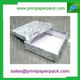 Коробки подарка роскошной одежды упаковывая бумажные
