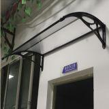 Polycarbonat-Markise für Fenster-und Tür-Polycarbonat-Blatt