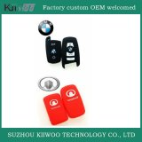 Крышка ключа автомобиля силикона качества еды OEM высокого качества изготовленный на заказ