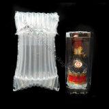Da coluna material do ar do frasco de vinho do protetor PE/PA do transporte saco de empacotamento