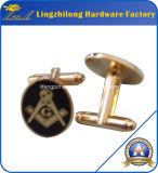 Masonic 로고 승진 선물 형식 커프스 단추