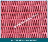 Плетеный пояс с полимерным материалом