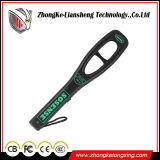 Nachladbare Batterie-Handmetalldetektor