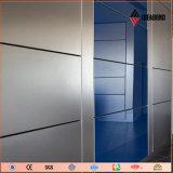屋内耐火性アルミニウム合成のパネル(AE-32K)