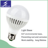 5W LED Plastic Bulb Light