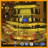 고품질 좋은 가격 상업적인 건물 모형 또는 프로젝트 건물 모형 또는 건물 모형 또는 주거 건물 모형 또는 모형