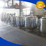 Tanque de mistura de mistura do tanque para o suco