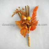 Flor artificial de la selección de la fruta y de la flor para el embalaje y el ramillete (SFH1037) del regalo