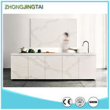 Crystal populaire White Quartz Stone pour Fashion Kitchen