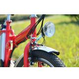 [36ف10ه] يطوي درّاجة كهربائيّة مع [لد] عرض