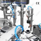 Enchimento plástico ultra-sônico automático da câmara de ar