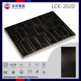 Feuille UV de forces de défense principale de film de PVC de peinture de vente entière (LCK2020)