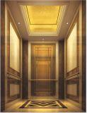 Lo specchio dell'elevatore dell'elevatore del passeggero ha inciso Aksen Ty-K147
