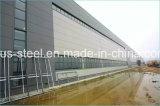鉄骨構造のプレハブの工場かLgsフレームの鉄骨構造の研修会または倉庫