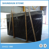 壁およびFloooringのための中国Nero Marquinaの大理石のタイル