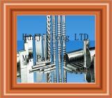 Matériel décoratif pour la pipe d'acier inoxydable