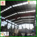 Niedrige Kosten-industrielle Stahlkonstruktion-Werkstatt/Lager