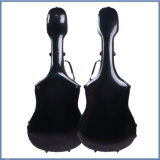 Musicalcase Gitarren-Kasten-Fiberglas-hartes Material