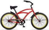 Велосипед крейсера пляжа мальчика/повелительница Пляж Крейсер Велосипед/велосипед крейсера пляжа девушки
