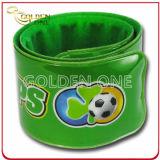 Wristband шлепка PVC шаржа сразу цены фабрики изготовленный на заказ