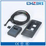 Inverseur de fréquence de Chziri 10HP avec 2 mètres de câble à télécommande