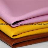 ソファーおよび家具カバーのための低価格PVC総合的な革