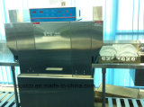 Più piccola macchina automatica della lavapiatti del trasportatore Eco-M90