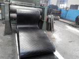 Correias transportadoras de borracha do teste padrão de Chevron (width400-2200) Strength100-5400n/mm