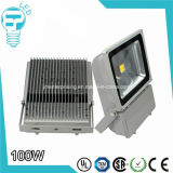 Haute énergie DMX Control 100W RVB DEL Floodlight d'IP65 Outdoor Decorative