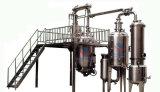 Acero inoxidable equipo de extracción y de evaporación de Circumfluence termal
