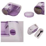 O Shaver eletrônico da camisola dos Totes roxos remove tela do fiapo da poeira de papel de Pilling a pilhas
