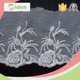Fancy Lace Pattern Floral Lace Fabric Net Broderie Lace Trimming