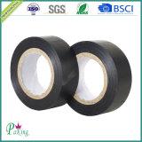 Превосходная лента электрической изоляции PVC черноты