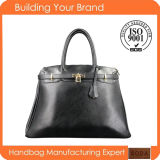 2015 het Echte Leer van de Bagage van de Reis van de Manier Dame Handbag (bdx-161032)