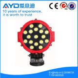 Especialización en la producción de luces del trabajo del LED