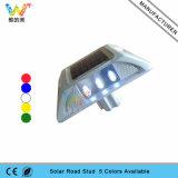 Réflecteur solaire en aluminium de plot réflectorisé de goujon de route de qualité