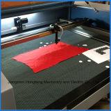 Macchina per incidere di taglio del laser di industria di indumento