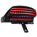 LED Motorcycle Taillights per Harley Davidson Street Tri-Bar
