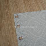 Tessuto commovente della tenda del jacquard tela Ivory di colore della più nuova