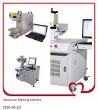 Máquina de marcado láser de metal / grabador láser de fibra