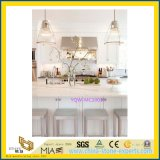 White/Black Polished Marble/Granite Stone Countertop for Kitchen/Bathroom/Hotel