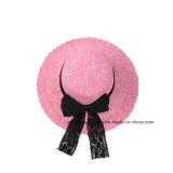 Women를 위한 새로운 Fashion Bowknot Felt Fedora Hat
