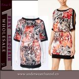 Signora sexy all'ingrosso Casual Summer Dress (TONY8979)
