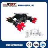 boogie Suspension de 28t 32t 24t Semi-Trailer avec BPW Axle