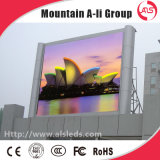 Advertizing를 위한 높은 Definition P8 Outdoor Full Color LED Display