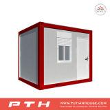 Huis van de Container van lage Kosten het Mini voor de Zaal van de Douche
