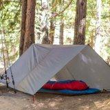 Trägt Ripstop Nylonregen-Fliegen-Planewasserdichtes Sun-Schutz-Zelt
