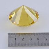 40mm Multi Color Crystal Glass Diamond Set, 8PCS/Set
