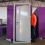 Porte en acier de tissu pour rideaux de la qualité Kz341